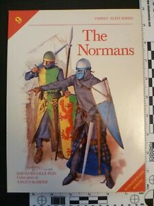 The Normans, Osprey Elite Series # 9, FREE SHIPPING