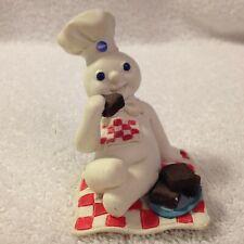 1997 Pillsbury Doughboy Danbury Mint Calendar Month May Replacement Figurine