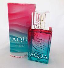 Avon Perfume: AQUA Eau de Toilette Spray For Her Genuine 50ml