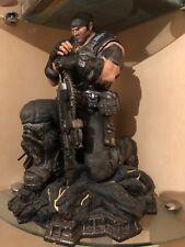 GEARS OF WAR 3 - Epic Edition : Statue de Marcus Fenix 29 cm de haut - RARE