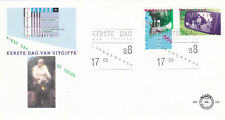 Netherlands 1988 Europa Transport FDC Unaddressed VGC No.254