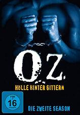 3 DVDs * OZ - HÖLLE HINTER GITTERN - STAFFEL / SEASON 2 # NEU OVP +