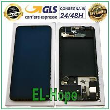 Samsung GH82-21190A Schermo LCD con Vetro Touch Screen per Samsung Galaxy A30S - Nero