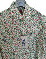 Mens **BNWT**VIVIENNE WESTWOOD long sleeve shirt size II/medium. RRP £275.