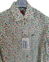 Mens **BNWT**VIVIENNE WESTWOOD long sleeve shirt size II/medium. RRP £275.