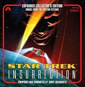Jerry Goldsmith - Star Trek: Insurrection Expanded Collectors Edition [CD]