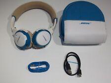Bose SoundLink On-Ear Wireless Bluetooth Headphones  Lightweight-White