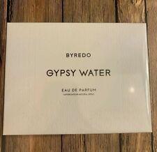 Byredo Gypsy Water Eau De Parfum 3.3Oz 100ml Authentic