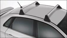 Subaru Impreza, WRX, & STI OEM Fixed Roof Rack Cross Bar Kit E361SFG401 2008-14