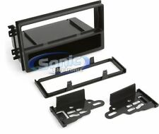 Metra 99-7316 Single DIN Installation Dash Kit for 2001-2005 Hyundai XG 300/350