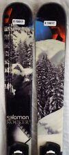 12-13 Salomon Rocker 2 Jr. Used Junior Skis w/Bindings Size 120cm #819817