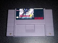Mobile Suit Gundam Wing Endless Duel   - game For SNES Super Nintendo