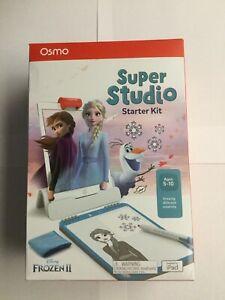 New in Box Osmo Super Studio Disney Frozen 2 Starter Kit Exclusive