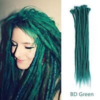 5pcs 20inch 50cm Synthetic Dreadlocks Crochet Braids Locs Hair Extensions Dreads