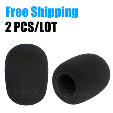 Microphone Windscreen Sponge Foam For SHURE KSM 32 42 44 312 313 353 Pop Filter