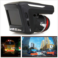 Car Radar Speed Detector Driving Recorder 2 In 1 Combo Hd 1080P Dash Cam Camera (Fits: Dodge Intrepid)