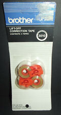 Brother Lift Off Correction Tape NWOT New 2 Pack MPN 3010 Electric Typewriter