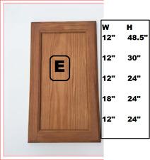 KITCHEN CABINET DOOR ***REAL WOOD*** $ PRICE/SQF