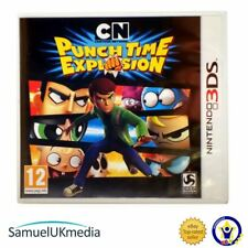 Cartoon Network : Punch Time Explosion (Nintendo 3DS) **GREAT CONDITION**