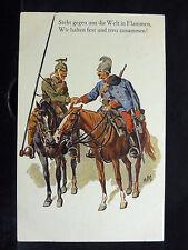 Normalformat Militär & Krieg Ansichtskarten aus Baden-Württemberg
