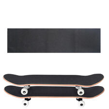 Skateboard Waterproof Sandpaper Anti-slip Scrub Deck Grip Thick Outdoor Sports