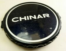 Chinar Front Lens Cap 62mm Snap-on vintage