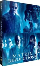 The Matrix Revolutions - Blu Ray Steelbook - Region Free