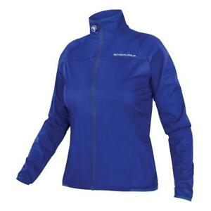 Endura WOMEN Xtract Jacket PRO SL SHELL HV BLUE SIZE MEDIUM BNWT FREE UK POSTAGE