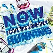 Various Artists Now That's What I Call Running (2012)3 Disc CD FREE SHIPPING