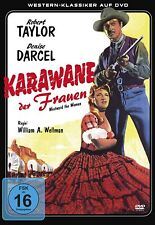Karawane der Frauen DVD NEU  Robert Taylor Denise Darcel Western Klassiker