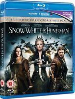 Snow White and the Huntsman [Blu-ray] [Region Free] [DVD][Region 2]