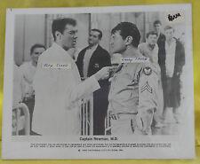 Captain Newman, M.D. 1980 Universal City Studios, INC Tony Curtis, Larry Stoach