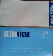 EASI MECHE/HIGHLIGHTS HIGHLIGHTING FOIL X 25 SHEETS Ultrameche  Meche Long(19cm)