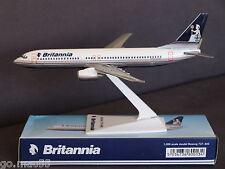 Britannia Airways Boeing 737-800 Push Fit Collectable Model 1:200 Scale