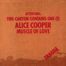 Alice Cooper MUSCLE OF LOVE New Sealed CD