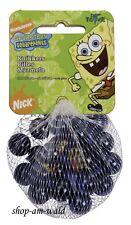 SpongeBob SCHWAMMKOPF 21 Murmeln Knicker Glasmurmeln