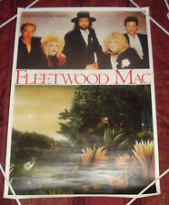 Vintage 1988 Fleetwood Mac Tango in the Night Poster (Stevie Nicks) Uk?