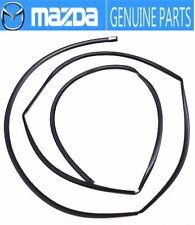 MAZDA Genuine 89-97 NA6/8 MX-5 MIATA ROADSTER Hard Top Rear Grass Reveal Molding