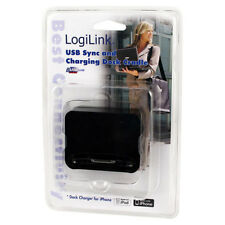 LogiLink UA0093 USB Docking- & Ladestation für iPod , iPhone , iPhone 3G, 3GS