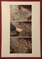 Helmut Schweizer, Handlungen I 1, Photographie, Offset, 1975, handsigniert