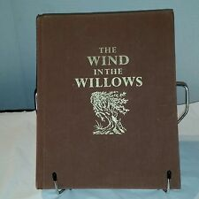 Kenneth Grahame THE WIND IN THE WILLOWS  Ariel Books Henry Holt & Co  1980 HC.