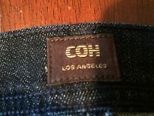 """Citizens of Humanity Amber style# COH1030-132  women's jeans 28 waist 29"""" rise 8"""