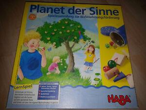 Haba Planet der Sinne Nr. 4588 Ersatzteile Ersatz Einzelverkauf