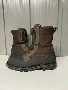 Wolverine Work Boots Drillbit With Boa Lacing System (W10308) Size 9.5