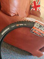 "Maxxis Shorty 27.5"" x 2.5""WT Wet Tyre, 3C, TR, DH Casing, Maxx Grip"