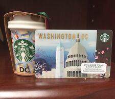 "Starbucks Washington DC  Starbucks Card & ""You Are Here"" Christmas Ornament"