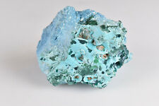 Plancheite ? with Chrysocolla ? from Tantara Mine, Congo  5.1 cm # 8058