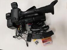 Sony HVR-Z5N PAL/NTSC in scatola.