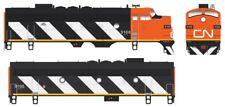 gauge H0 - diesellokset F7A B Canadian National 24040 Neu
