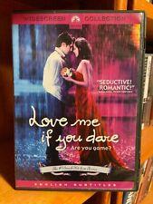 Love Me If You Dare (DVD, 2004)